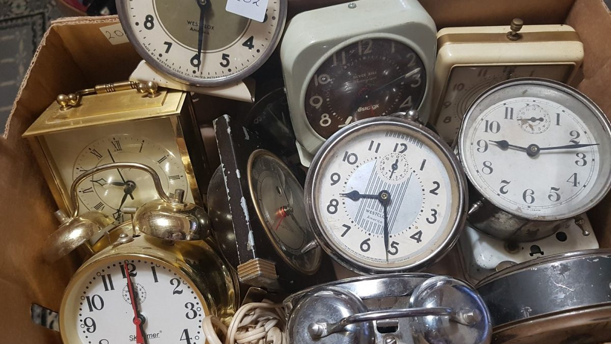 monitoring alarms everywhere
